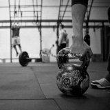 Rodillo de goma del suelo de la venta de China de la gimnasia amortiguador caliente de la fuente