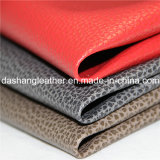Cuir en daim pour la fabrication de canapés et la couverture de meuble (DS-B845)