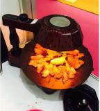 Populäres rauchloses elektrisches justierbares BBQ-Gitter (ZJLY)