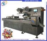 Автоматическая конфеты подушки наматывается машины сервопривода конфеты наматывается машины