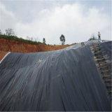 60mil PEBDL géomembrane HDPE noir à l'enfouissement