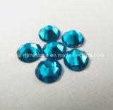 диамант Rhinestone Non Hotfix первого экземпляра 5A Preciosa кристаллический для украшения (FB-ss20 павлина blue/5A)