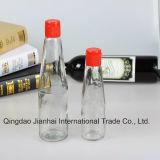Hoher Feuerstein-materielle Glassesam-Öl-Flasche