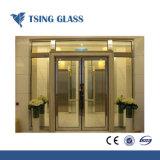 vetro glassante di 4-15mm per la stanza da bagno/portello/ufficio
