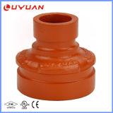 Riduttore concentrico Grooved del ferro duttile per i progetti del sottopassaggio