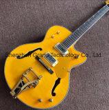 Custom f le trou de Jazz de corps creux, guitare électrique (JH-7)