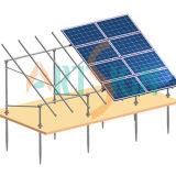Sistema solar da montagem do picovolt - parafuso à terra