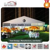 Tenda enorme per l'evento, grande tenda per le cerimonie nuziali e partiti