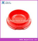 Alta qualità Plastic Dog Bowls con Bone Logo
