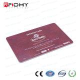 Geschikt om gedrukt te worden de Dubbele Kaart van uitstekende kwaliteit van de Frequentie Hf+UHF RFID