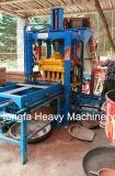 Blocchetto idraulico automatico del mattone del lastricatore della cenere volatile che fa macchina