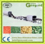 Cube de pomme de terre surgelées complète la ligne de production