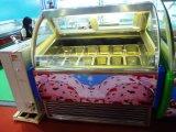 18frigideiras Sorvete de congelador de exibição