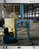 High Efficient Natural Rubber Cutting를 위한 튼튼한 Rubber Bale Cutter