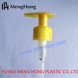 La lotion en plastique colorée de shampooing pompe le fournisseur