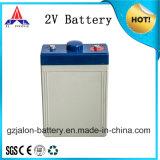 Batería de plomo ácido de ciclo profundo para el sistema de emergencia (2V300AH)