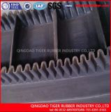 Конвейерная резины стенки полиэфира Ep Corrugated