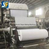Миниая машина для делать машинное оборудование туалетной бумаги