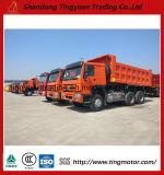 20 판매를 위한 입방 HOWO 6X4 덤프 트럭