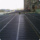 10mm Grübchen-Höhen-grüner Dach-Entwässerung-Plastikvorstand