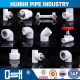 Tubo del prodotto di acqua di plastica flessibile del PVC/PPR/HDPE ed accessorio per tubi