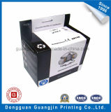 Kundenspezifischer Büttenpapier-Pappkamera-Verpackungs-Kasten