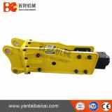 La parte superior, el martillo hidráulico tipo SB50 (YLB1000T)