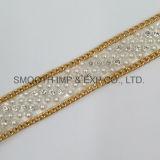 형식 Hotfix 테이프 모조 다이아몬드 이동 의복 부속 DIY 결혼 예복 도매