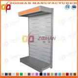 A forma personalizou o Shelving de parede do indicador da loja com caixa leve (Zhs247)