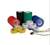 Nastro elettrico personalizzato autoadesivo dell'isolamento del PVC del vinile