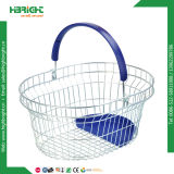 Cestini di collegare di acquisto del metallo per la drogheria (HBE-B-19)