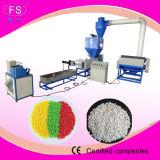 Plástico de alta eficiencia de la máquina extrusora de reciclaje de espuma PS