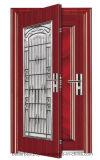 最もよい価格によってカスタマイズされる単一のドアの機密保護の鋼鉄ドア