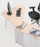L Shape Manager Director Office Desk Furniture (HF-SI005)