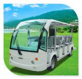 De Elektrische Auto van uitstekende kwaliteit van het Sightseeing D9 8-9 Passagiers