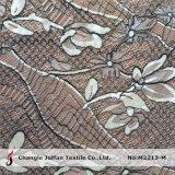 Moda Africana de Nylon preto Lace Fabric (M2213-M)
