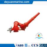 Monitor de água de fogo elétrico marinho para o sistema de combate a incêndio