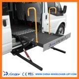 Fauteuil roulant Lifting Platform Lift pour Vans avec du ce Certificate