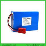 Batteria ricaricabile LiFePO4 di 12.8V 50ah 26650 per il sistema solare