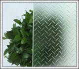 Antislip/Antislip Aangemaakt Gelamineerd Glas voor Vloer/Treden