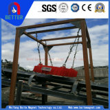 Separador electromágnetico del mineral de hierro de la suspensión aprobada Rcdb-5 de ISO/Ce para la explotación minera