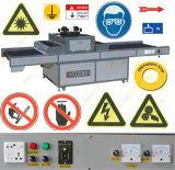 Bescheinigungs-flache UVlampen-trocknende Maschine des Cer-TM-UV900