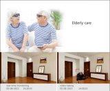 HD  1280*720, Duidelijke Image Ingebouwde Sirene Bidirectionele Speaker P2p  IP Camera