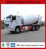 Caminhão do misturador de HOWO/misturador concreto para a venda