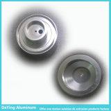 На заводе Aluminiium обрабатывающими отличная обработка поверхностей промышленного штампованный алюминий