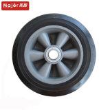 호스 권선을%s 8X2.5-4 단단한 고무 바퀴