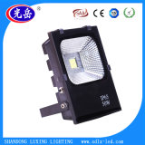 최신 판매 옥외 50W 100W 150W 200W RGB SMD IP65 LED 투광램프