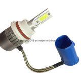 9007 Hotsell LED自動ランプヘッドライトC6