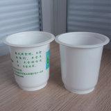 Customed 로고를 가진 Sealable 직접 공장 도매 12oz 350ml 처분할 수 있는 PP 플라스틱 요구르트 컵 식품 포장 컵