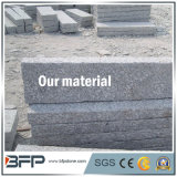 Gris / Jaune Granite Stone Palisade for Garden Ornament / Construction